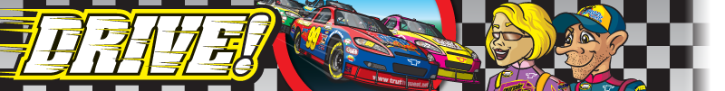 Drive VBS NASCAR Racing Vacation Bible School