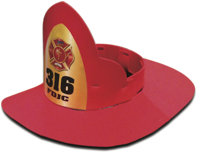 Vbs fire fighters firefighter and firehouse theme vacation bible fire helmet craft maxwellsz