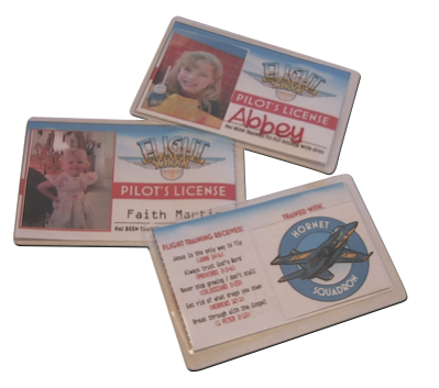 Pilot License Craft