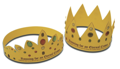 how to make a king crown out of cardboard