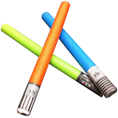 Light Sabers Craft