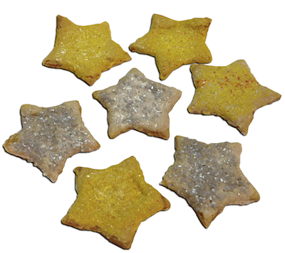 Star Cookies Snack